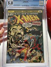 X-men 94 (CGC 5.0 New team 3rd app.Wolverine 2nd app. Nightcrawler,StormKEY 1975