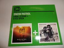 CD 2 for 1: Final Straw/Eyes Open (Digipack senza booklet) di Snow Patrol