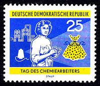 803 postfrisch DDR Briefmarke Stamp East Germany GDR Year Jahrgang 1960