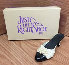 Just The Right Shoe by Raine 1998 Pearl Mule 25010