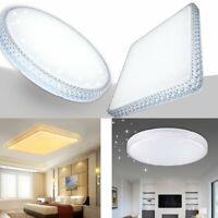 60W Kristall Deckenlampe LED Deckenleuchte Sternen Himmel Küchenleuchte Küche
