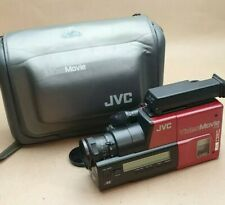 JVC GR - 45 VIDEO CAMCORDER - WORKING - BACK TO THE FUTURE, STRANGER THINGS...