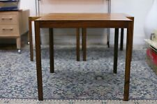 True vintage Wilhelm rence Palisander Table d'appoint Table 60er coffee table #2