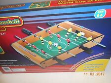NIB Tabletop Foosball Game quality play for the whole family 4 ALL