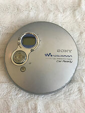 Sony D-Ej756Ck Walkman Cd Player G Protection Car Ready Free Shipping