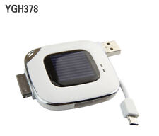 S13010 500mAh Portable Solar Mobile Phone Emergency Charger Solar Rechargeable