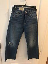 New Mens Levi's Vintage Clothing LVC 1937 501 XX Selvedge Size 25 $395 Big E