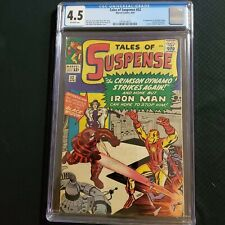 Tales of Suspense 52 cgc 4.5 ~ First appearance Black Widow ~ KeyBook! ~ 1964