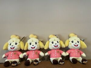Animal Crossing Isabelle Build A Bear Plush With Theme Music New W Tags In Hand