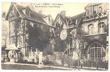 CPA 76 - ROUEN (Seine Maritime) - C. V. 406. Vieille Maison Rue St-Romain - Cour