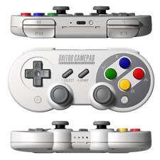 8Bitdo SF30 Pro Gamepad Manette Sans Fil Pour NES Switch Windows IOS OS Android