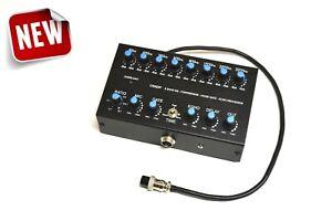 8 Band Sound Equalizer XLR for KENWOOD TS-590 TS-890 TS-570 TS-850 TS-950 TS-870