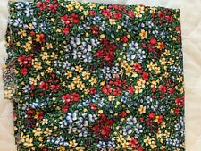 Flowers and Plant themed Cotton Fabric