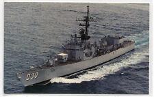 Contratorpedeiro Pernambuco D-30 Brazilian Navy Ship Brazil postcard