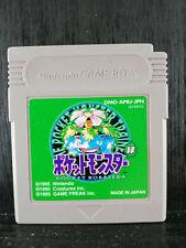 Pokemon Green - Nintendo Game Boy - 1995 - DMG-APBJ-JPN - Japan Import