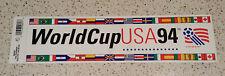 World Cup Usa 94 Bumper Sticker