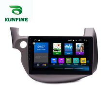 Android 6.0 Quad Core Car DVD Stereo Player GPS Sat Nav For Honda Fit 2008-2013