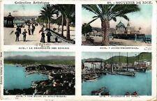 CPA   Collection Artistique - Souvenir de Nice- La Promenade des Anglais(513641)