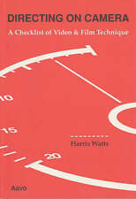 Good, Directing on Camera : A Checklist of Video and Film Technique, Watts, Harr