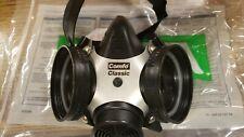 New Msa Comfo Classic 808071 Half Mask Respirator Face Piece Silicone Medium