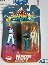 1984 Voltron Princess Allura Moc Mib Vintage Panosh Place Blue Lion Key