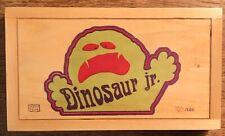 DINOSAUR JR. Cassette Trilogy Wooden Box Set Joyful Noise JNR86 SEALED #30/500