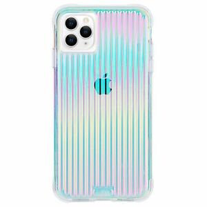 Case-Mate Apple iPhone 11 Pro / Xs  / X Tough Groove Iridescent Case -New