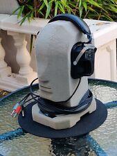 JVC HM200e Binaural headphone/microphone