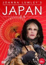 Joanna Lumley's Japan Region 4 DVD New Lumleys Japan