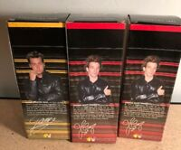 2001 NSYNC Bobbleheads RARE Best Buy Collectible, Justin, Joey, Chris, Lance, JC