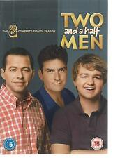 3 DVD box - 2 TWO AND A HALF MEN saison 3 ENGL DEU  + sub  region 2