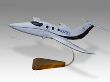 Epic Victory Solid Kiln Dried Mahogany Wood Handmade Desktop Airplane Model