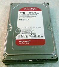 "2TB WESTERN DIGITAL WD20EFAX WD Red Nas 3.5"" hard disk drive SATA"