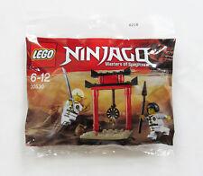 Lego 30530 Ninjago - Wu Cru Target Training Polybag - Neu & OVP