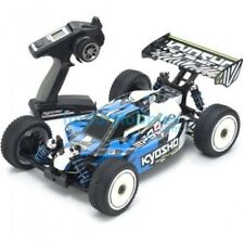 Kyosho Inferno MP9e TKI4 EVO ReadySet RTR 1/8 Buggy 2.4Ghz Combo 34106T2