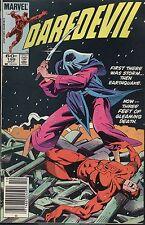 Marvel Daredevil 199 October 1983 Daughter Of A Dark Wind O'Neil