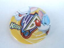 VINTAGE PROMO PINBACK BUTTON #96-102 - KIDS' WB