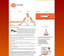 Healthy Living Mantra Meditation and Yoga Website for Sale. Adsense Earmings.
