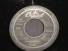 "Wings ""Beware My Love/Let 'Em In"" 45"