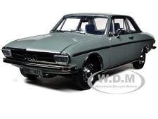 1972 AUDI 100 GREY 1:18 DIECAST MODEL CAR BY SIGNATURE MODELS 38211