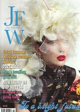 JFW MAGAZINE #02 Jewels Fashion Watches AURELIA SCHWARZ Sara Semic ALEX BIDDLE