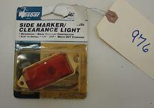 NOS Wesbar 3286 Side Clearance Marker Light Red #976-T18-ENV