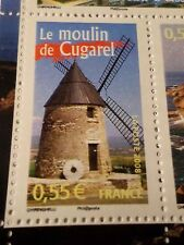 FRANCE 2008, timbre 4162, REGIONS, MOULIN CUGAREL, neuf**, MNH STAMP