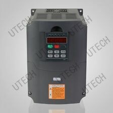 220V ARIABLE FREQUENCY DRIVE INVERTER CONVERTER VFD 1.5KW 2HP CE 48-400HZ 3PHASE