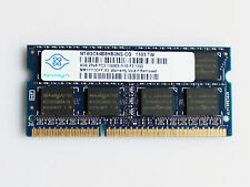 for Asus Acer Dell 4GB 4 GB Nanya DDR3 PC3-10600S 1333MHz Laptop Memory RAM