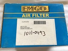 Emgo Air Filter 12-91470 Honda 17213-MBA-010, 1011-0493