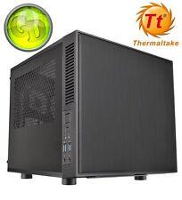 THERMALTAKE SUPPRESSOR F1 BLACK Mini ITX CUBE Case USB3.0   CA-1E6-00S1WN-00 [3]