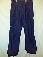 FOURSQUARE NAVY BLUE MEN'S SKI /SNOWBOARD PANTS SIZE S