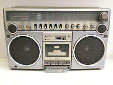 National Panasonic RX-5500 AM-FM Stereo Cassette Vintage Boombox - Fonctionne