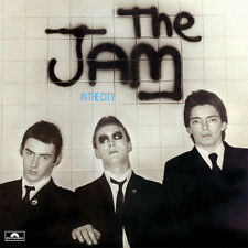The Jam IN THE CITY (PD-1-6110) Debut Album POLYDOR RECORDS New Sealed Vinyl LP
